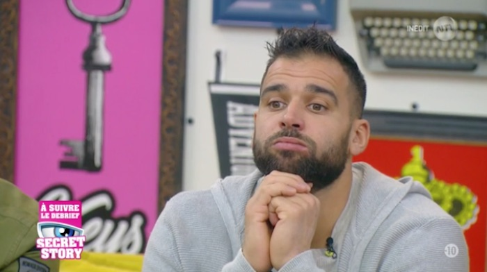 Secret Story 11 : Noré violent, il est sanctionné par la Voix (VIDEO)