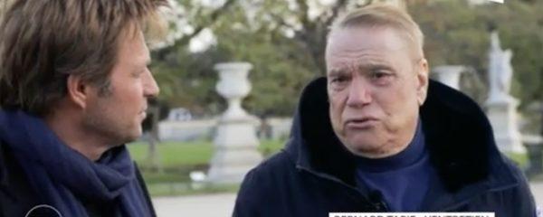 Bernard Tapie se confie sur son cancer (VIDEO)