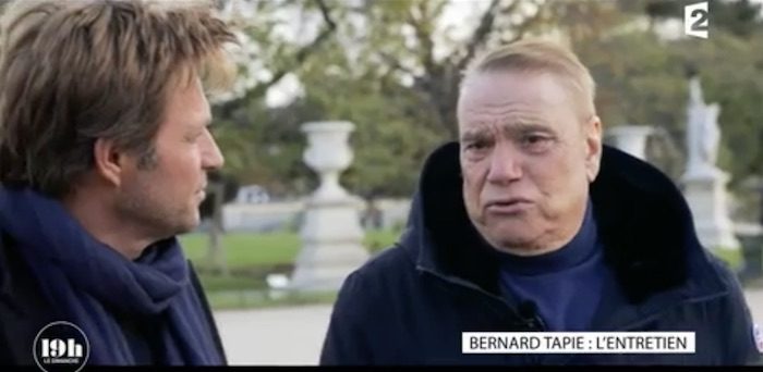 Cancer de Bernard Tapie : il a été opéré d'urgence cette semaine