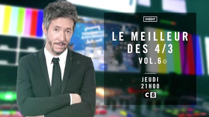 Ce soir à la télé « Le meilleur des 4/3 de Jean-Luc Lemoine » volume 6 (VIDEO)