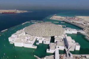 Ouverture du Louvre Abu Dhabi, découvrez les premières images (VIDEO)