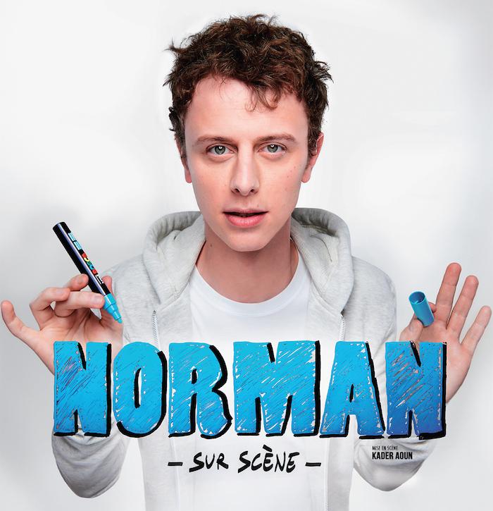 Norman sur scène, un spectacle inédit sur TMC le 28 novembre