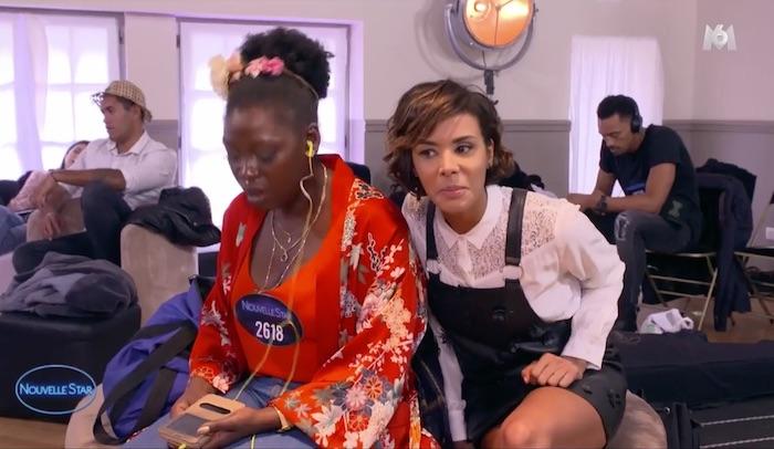 Nouvelle Star : Shy'm dévoile sa petite culotte ! (VIDEO)
