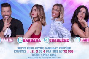 Secret Story 11 : Alain, Barbara, Charlène et Laura nominés (SONDAGE)
