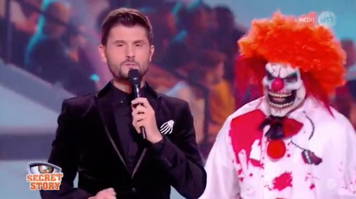 Secret Story 11 : Christophe Beaugrand terrifié, il chute en plein prime (VIDEO)