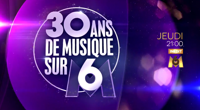 ce soir la t l 30 ans de musique sur m6 stars actu. Black Bedroom Furniture Sets. Home Design Ideas
