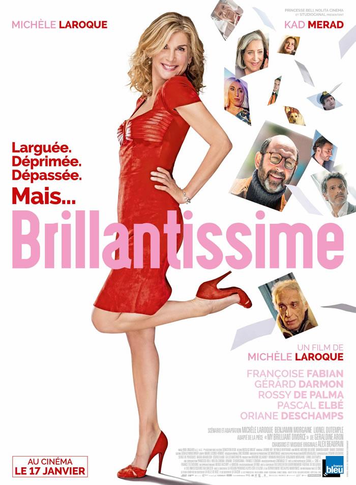 Brillantissime (affiche du film)
