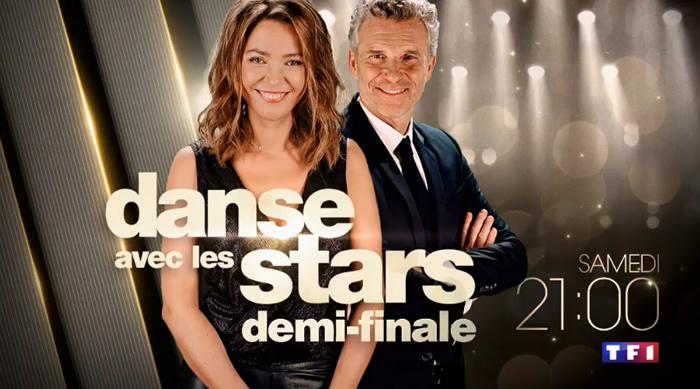 Ce soir à la télé : la demi-finale de Danse avec les Stars 8 avec Denis Brogniart (VIDEO)