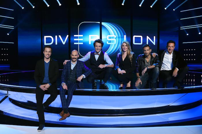 Diversion, l'émission de magie d'Arthur de retour le 5 janvier 2018