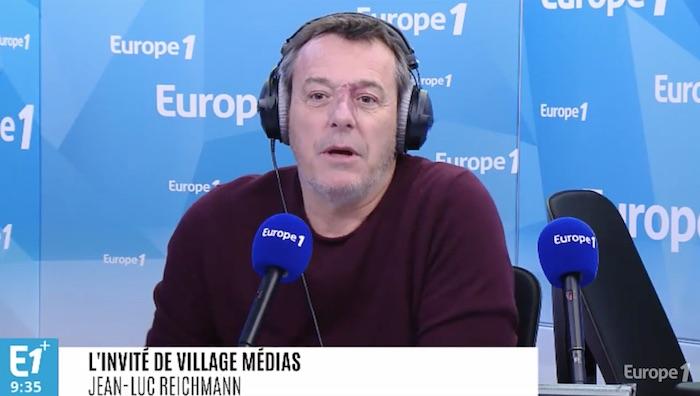 """Tex viré de France 2, Jean-Luc Reichmann réagit : """"c'est exagéré"""" (VIDEO)"""
