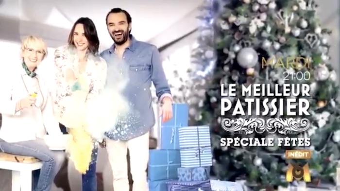 """Ce soir à la télé """"Le meilleur pâtissier"""" spéciale fêtes, la finale (VIDEO)"""