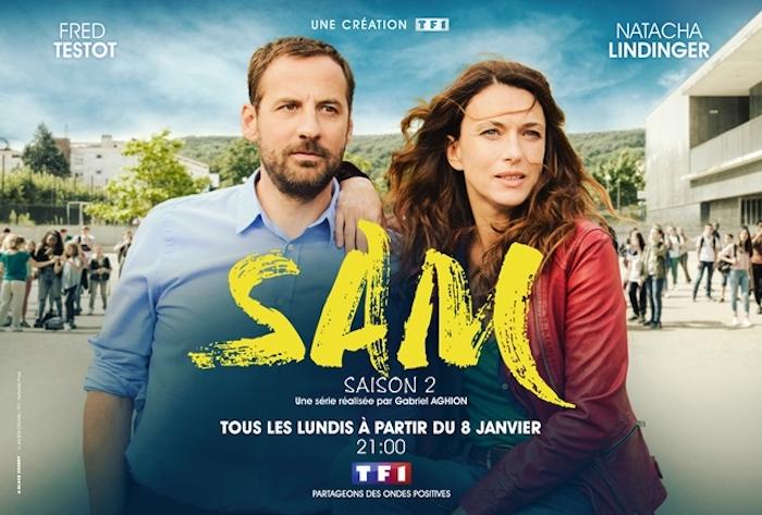 La saison 2 de la série Sam arrive sur TF1 sans Mathilde Seigner
