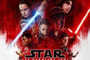 "Sortie en salles de ""Star Wars 8 : les derniers jedi"""
