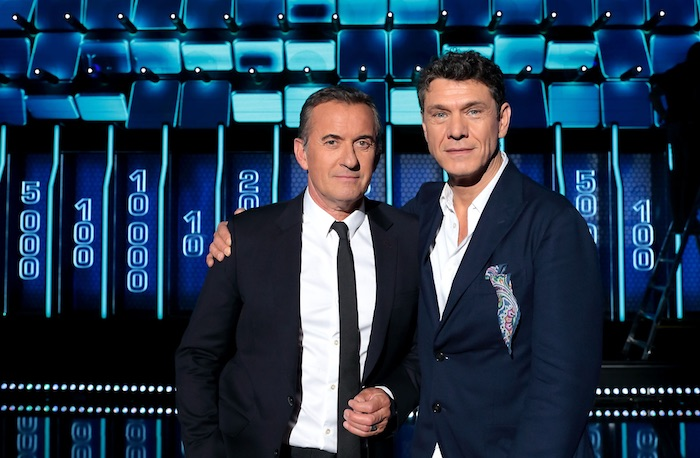 The Wall en prime time avec Agustin Galiana et Philippe Ba