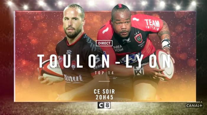 Rugby Top 14 : Toulon/Lyon