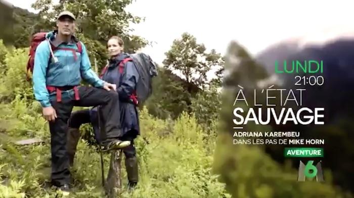 "Ce soir à la télé, ""A l'état sauvage"" avec Adriana Karembeu (VIDEO)"