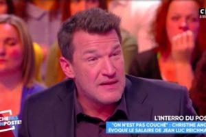 "TPMP / ONPC : Benjamin Castaldi traite Christine Angot de ""teubé"" (VIDEO)"
