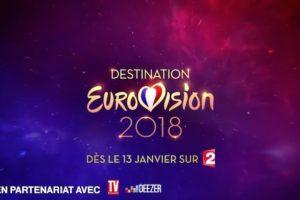 Destination Eurovision : Lisandro Cuxi, Jane Constance, découvrez les 18 candidats