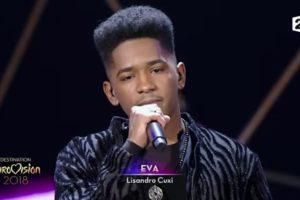 Destination Eurovision : Lisandro Cuxi en tête, découvrez les 4 finalistes (VIDEOS)
