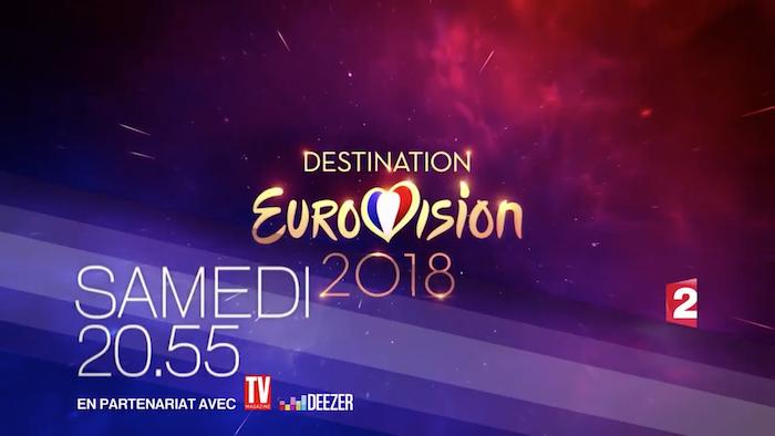 Destination Eurovision : Lisandro Cuxi, Nassi, Jane Constance, découvrez les 18 candidats (VIDEOS)