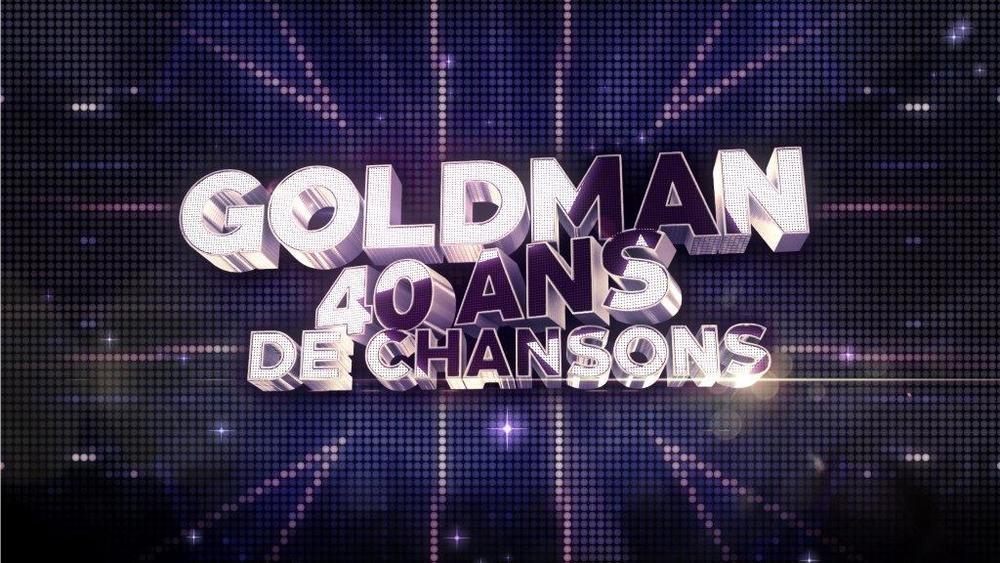 Goldman 40 ans de chansons