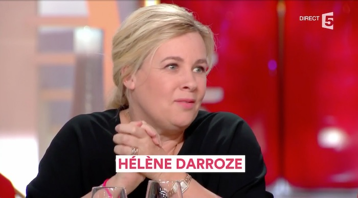Laeticia Hallyday : son amie Hélène Darroze donne de ses nouvelles (VIDEO)