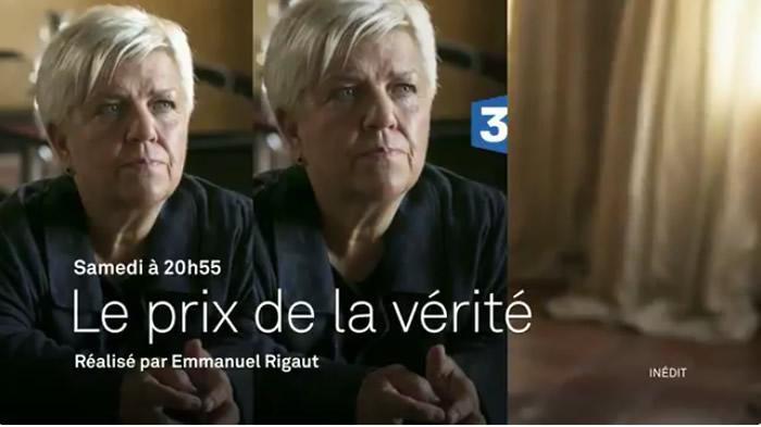 """Mimie Mathy dans """"Le prix de la vérité"""" sur France 3"""