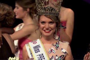 Charlotte Depaepe élue Miss Prestige National 2018
