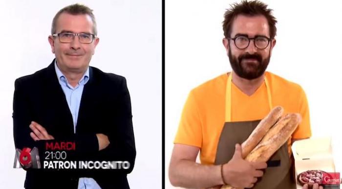 Ce soir à la télé : Patron Incognito chez la Mie Câline (VIDEO)