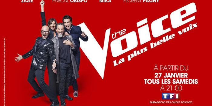 The Voice 7 : résumé et replay des 7èmes auditions à l'aveugle (10 mars 2018)