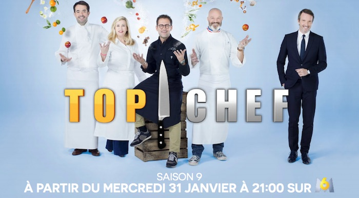La saison 9 de Top Chef démarre le 31 janvier