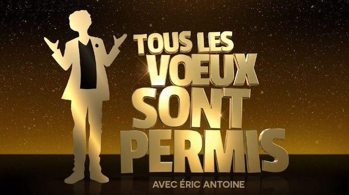 """Ce soir à la télé : """"Tous les voeux sont permis avec Eric Antoine"""""""