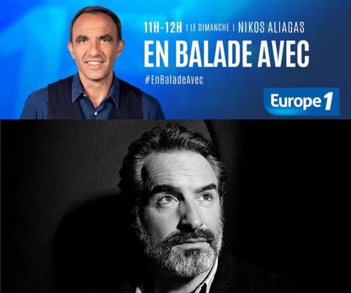 En balade avec Jean Dujardin
