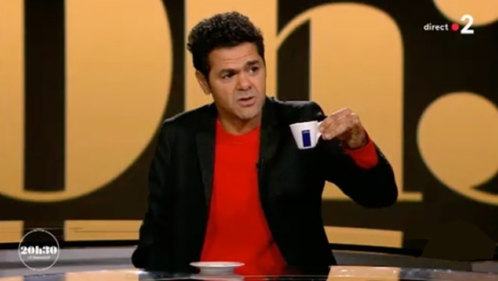 Thomas Sotto tacle Jamel Debbouze en direct (VIDEO)