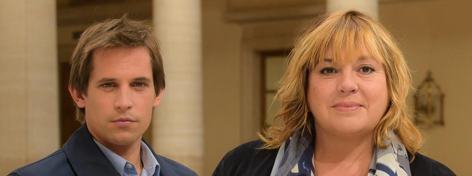 La Stagiaire saison 4 avec Michèle Bernier et Antoine Hamel, dès le mardi 12 février sur France 3