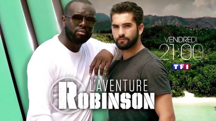 """Ce soir à la télé : """"L'aventure Robinson"""" avec Maître Gims et Kendji Girac (VIDEO)"""
