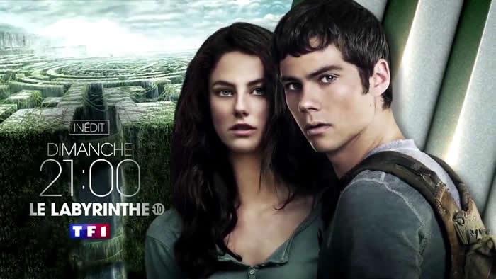 """Ce soir à la télé  """"Le Labyrinthe"""""""