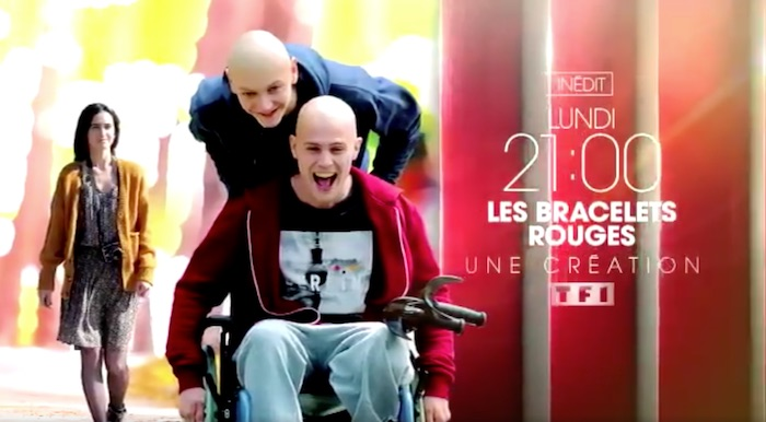 """Ce soir à la télé : lancement de la série """"Les bracelets rouges"""" (VIDEO)"""
