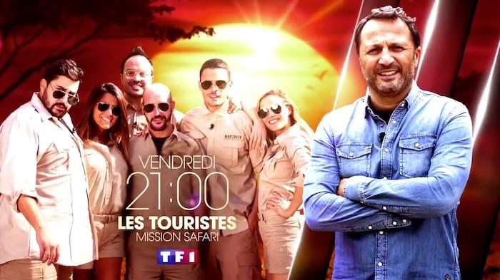 Les Touristes : Mission Safari (TF1) : Koh-Lanta version Arthur