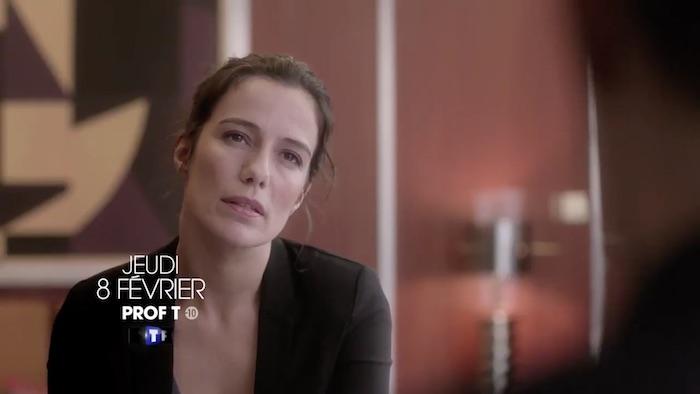 """Ce soir à la télé : lancement de la série """"Prof T"""" avec Zoé Félix"""