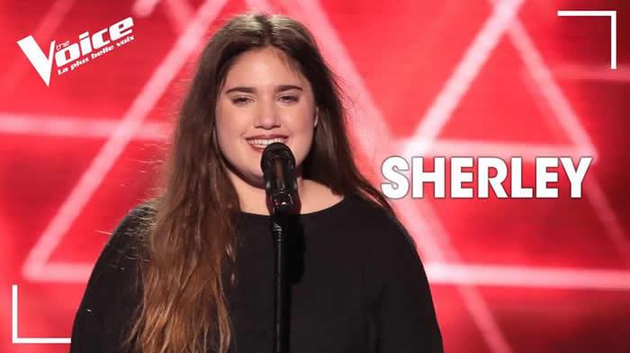 The Voice vidéo Sherley