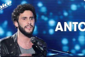 The Voice 7 : Anto, le cousin d'Amir, séduit les coachs (VIDEO)