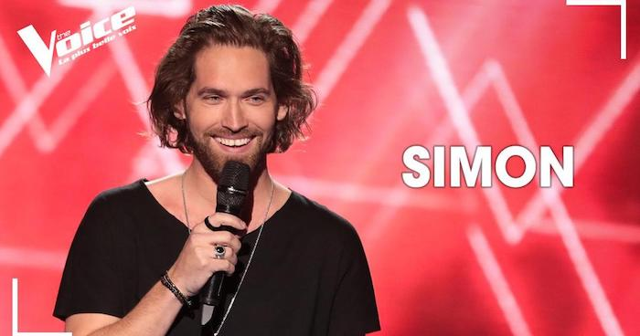 "The Voice 7 : Simon impressionne sur ""Skin"" de Rag'N'Bone Man (VIDEO)"