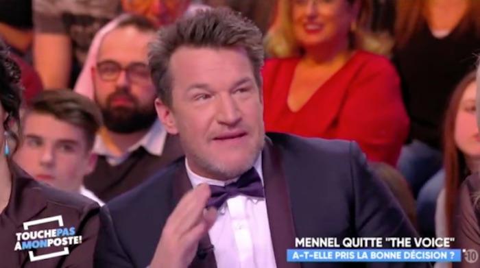 TPMP : Benjamin Castaldi menacé de mort pour ses propos sur Mennel ! (VIDEO)
