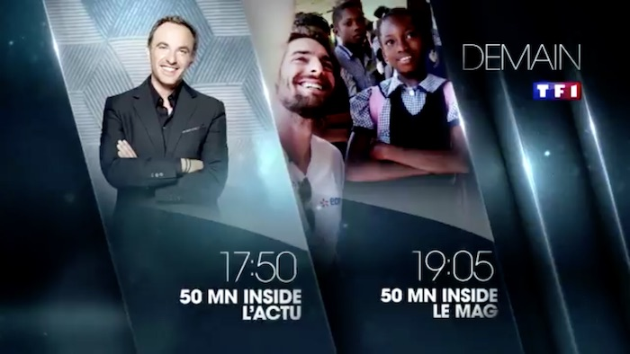 50'Inside : sommaire et reportages du samedi 10 mars (VIDEO)