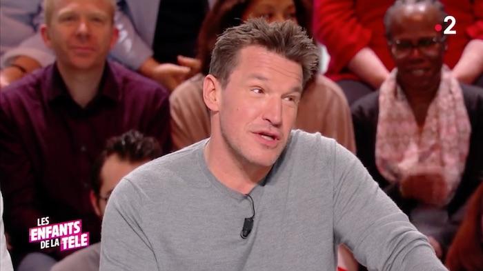 """Laurent Ruquier tacle Benjamin Castaldi dans """"Les enfants de la télé"""""""