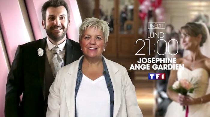 TF1 dévoile la bande-annonce du crossover Camping Paradis / Joséphine, ange gardien