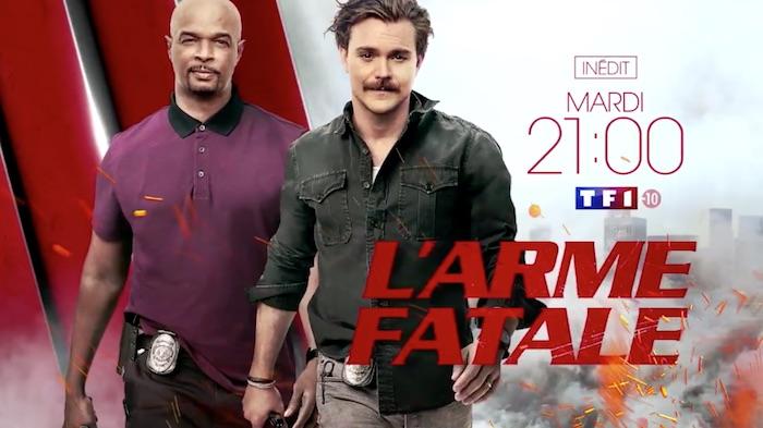 """Audiences prime 20 mars : """"L'arme fatale"""" leader en baisse, """"La stagiaire"""" en hausse"""