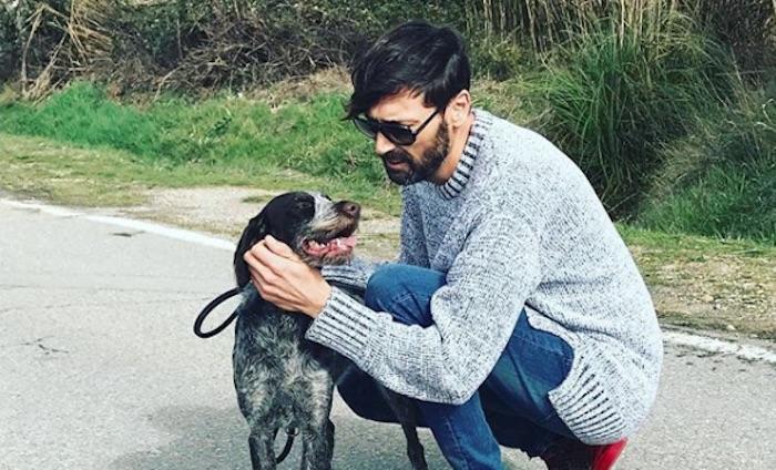 Laurent Kerusore (Plus belle la vie) risque sa vie pour sauver un chien