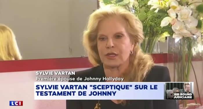 Johnny Hallyday : Sylvie Vartan n'a pas envie d'aller parler à Laeticia